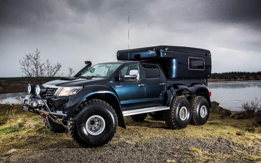 Arctic Trucks eykur hlutafé