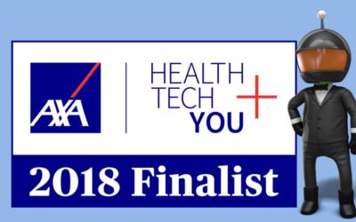 Sidekickhealth í úrslitum AXA Health Tech & You 2018