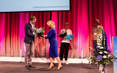 Sidekick Health wins the eHealth Award 2020