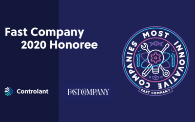 Controlant Named to Fast Company's 2020 List of the World's Most Innovative Companies