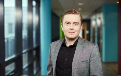 Viðar Svansson ráðinn framkvæmdastjóri Kaptio